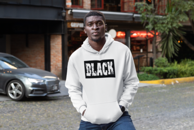 Black Lives Matter block style