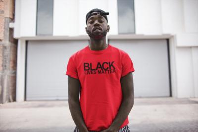 Black Lives Matter bold