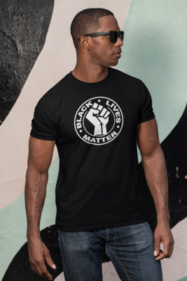 Black lives matter round