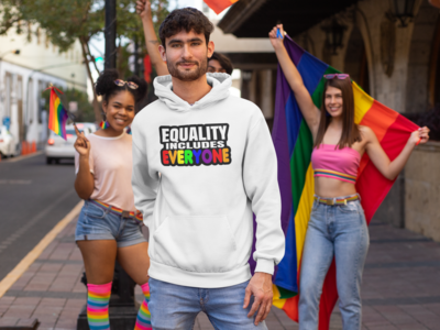Equality includes everyone