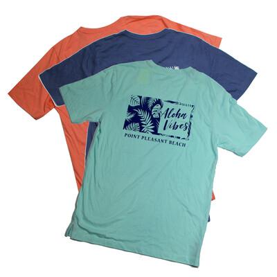 Adult Pocket T-Shirt Aloha