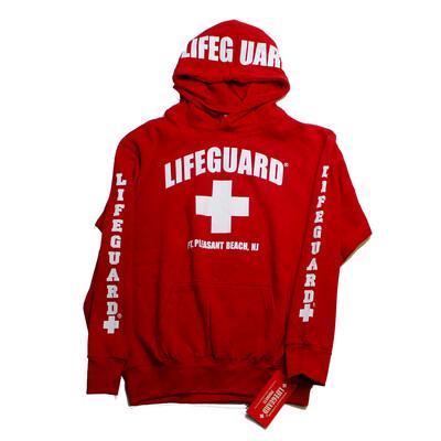 Adult Point Pleasant Beach Lifeguard Hoodie