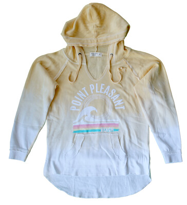 Womens PPB Wave Butter Hoodie
