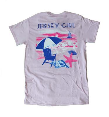 Adult Jersey Girl T-Shirt