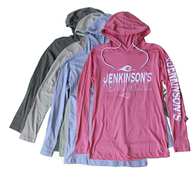 Adult Jenkinsons Hooded T-Shirt