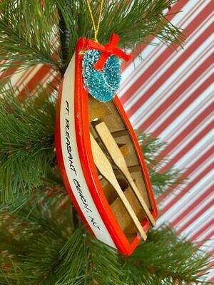 Dory Boat Ornament