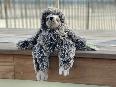 Sitting Sloth Plush