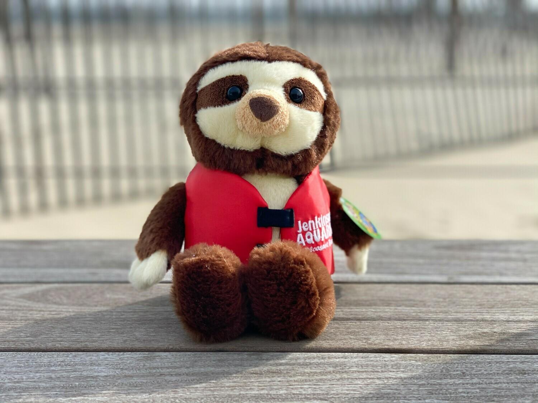 Sloth Travel Tails Plush