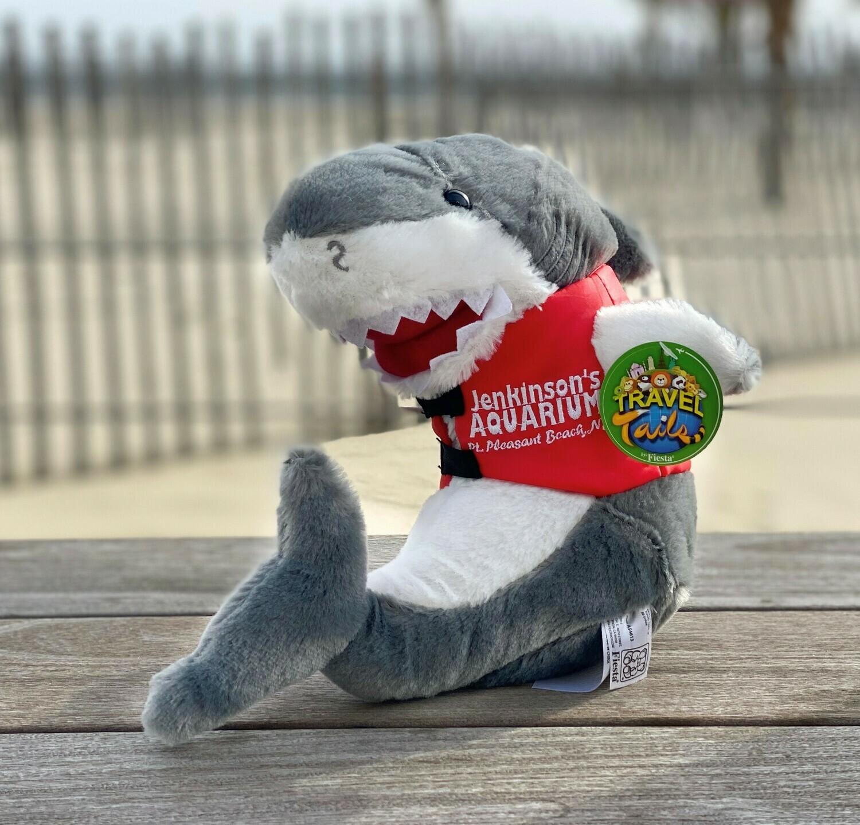 Shark Travel Tails Plush
