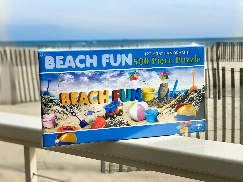 Beach Fun Puzzle