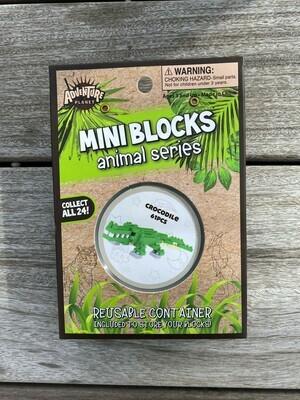 Mini Blocks - Crocodile