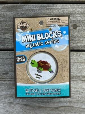 Mini Blocks - Turtle