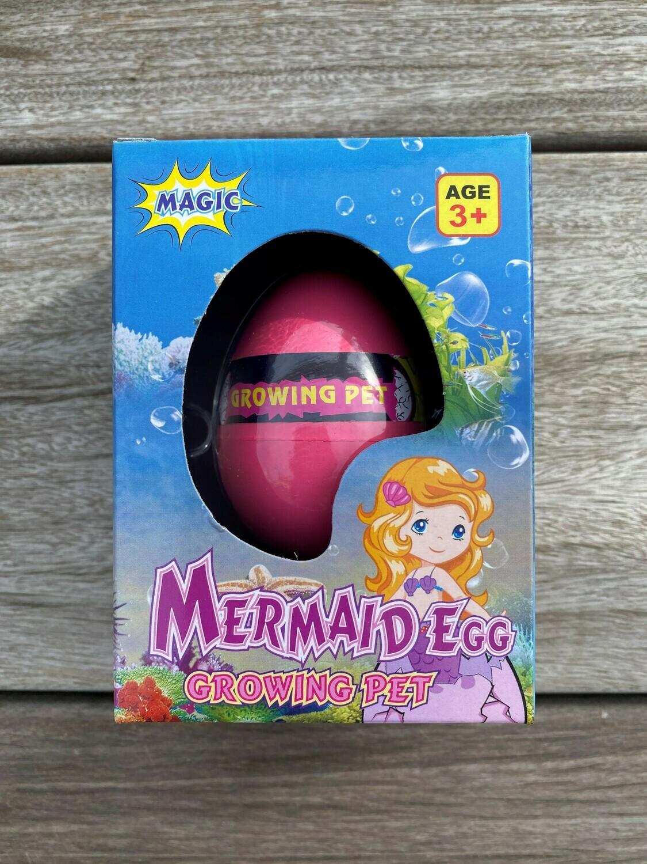 Growing Pet - Mermaid Egg