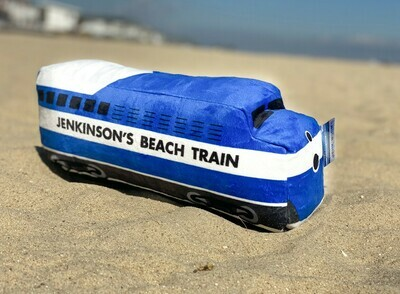 Jenkinson's Beach Train Plush