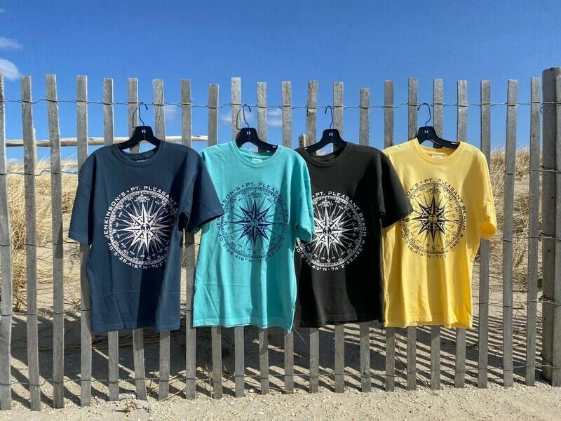 Adult Jenkinsons Compass T-shirt