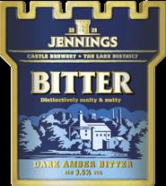 Jennings Bitter 3.5% Half Pint