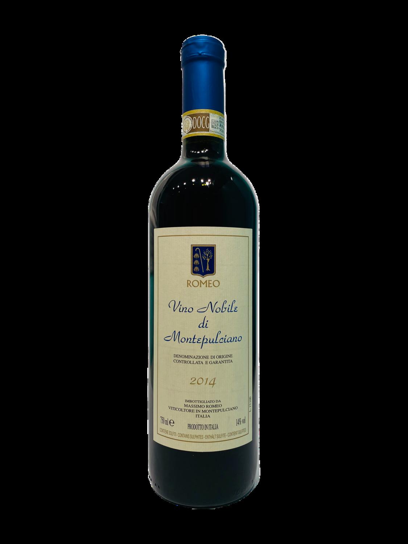 Romeo Vino Nobile di Montepulciano DOC Organic 2014