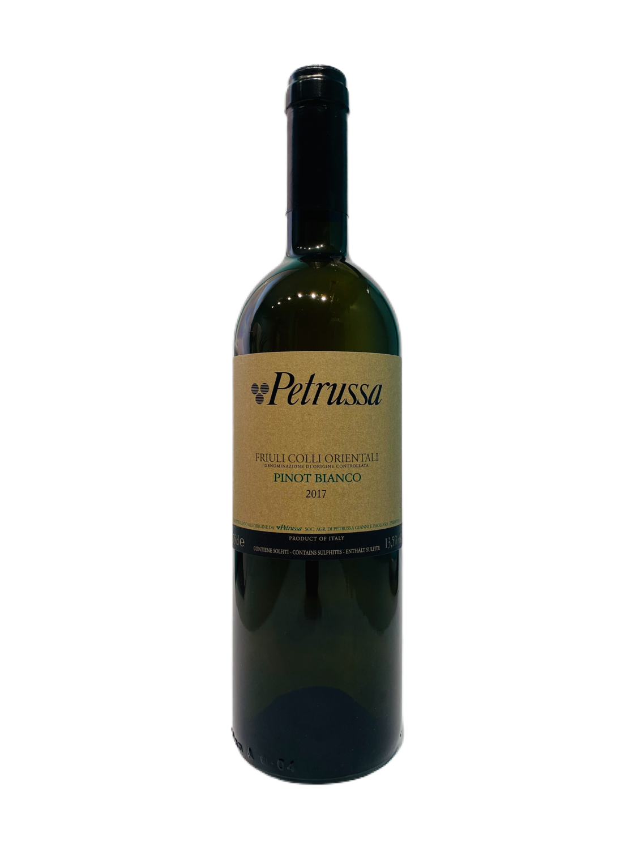 Petrussa Pinot Bianco Friuli DOC 2017