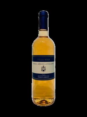 Degli Azzoni Avogadro 'Villa Sole' Pinot Grigio 2018