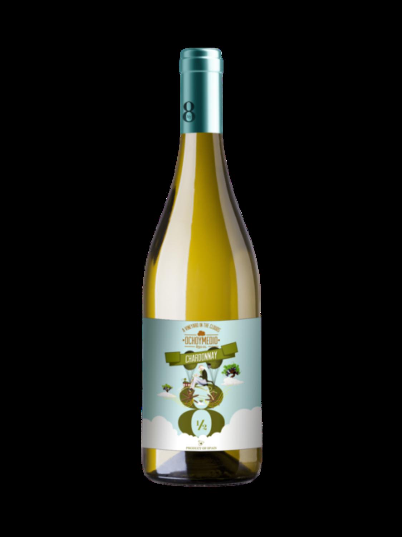 Finca la Estacada 'Ocho y Medio' Chardonnay 2018