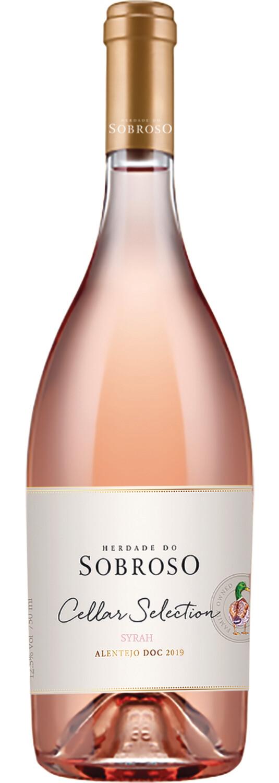 Herdade do Sobroso 'Cellar Selection' Rosé 2019
