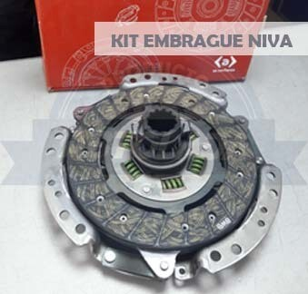 KIT EMBRAGUE LADA NIVA (P+D+R)