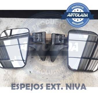 ESPEJO EXTERIOR DX-SX NIVA (CON BRAZO) (PARES)