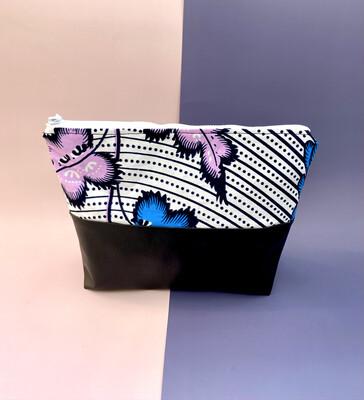 African Print Makeup Bag - Nama