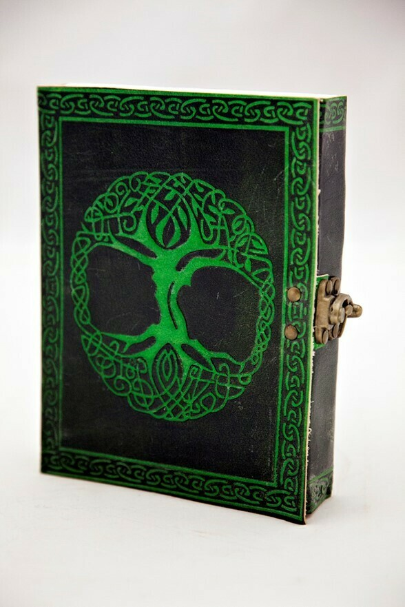 Celtic Journal with Latch