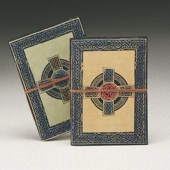 Cotton Celtic Writing Journal