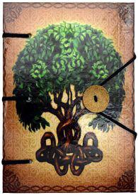 Tree of Life  Handmade Journal