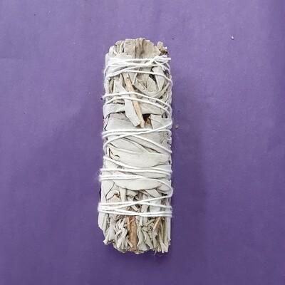 White Sage smudge, 3 inch, UNpackaged
