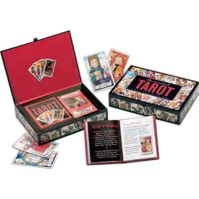Essential Tarot Book and Card Set