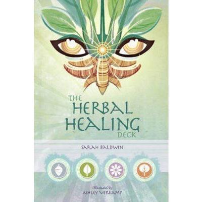 The Herbal Healing Deck Book