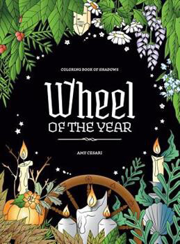 Coloring Book of Shadows - Wheel of the Year