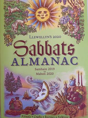 Llewellyn's 2020 Sabbats Almanac