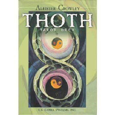 Crowley Thoth Tarot Deck - Premier Edition