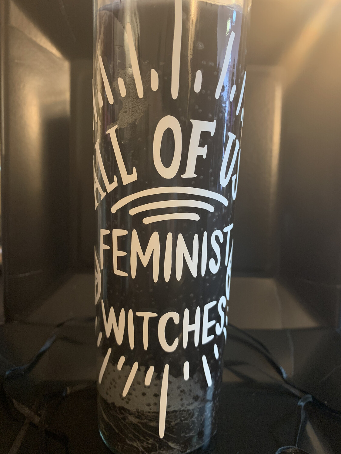 Feminist Witches Candles