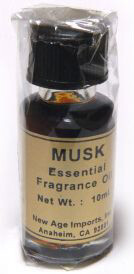 India Fragrance Oil: Musk