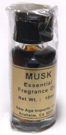 India Fragrance Oil: Musk