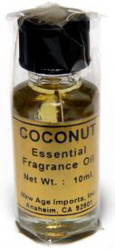 India Fragrance Oil: Coconut