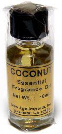 India Fragrance Oil: Coconut