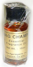 India Fragrance Oil: Nag Champa