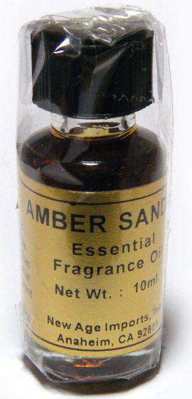 India Fragrance Oil: Amber Sandal