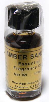 India Fragrance Oil: Amber Sandal