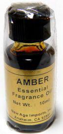 India Fragrance Oil: Amber