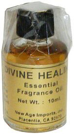 India Fragrance Oil: Divine Healing