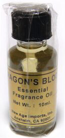 India Fragrance Oil: Dragon's Blood