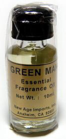 India Fragrance Oil: Green Man