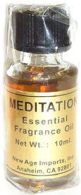 India Fragrance Oil: Meditation